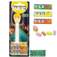 Pez Fred Dispenser + 3 Pastilhas Bala