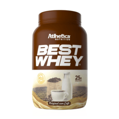 BEST WHEY (900G) - ATLHETICA NUTRITION na internet