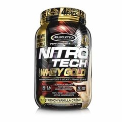 Imagem do NITROTECH 100% WHEY GOLD (999G) - MUSCLETECH
