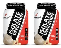 Kit 2x Isolate Definition 900g - Bodyaction