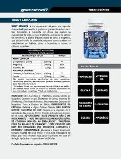 Emagrecedor Abdomen Dia Noite + Kit Evolution Whey Protein  + Creatina + Bcaa - Bodyaction