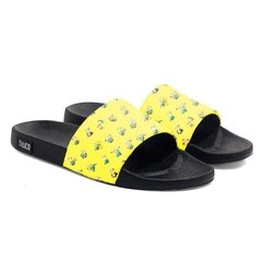 Chinelo Slide Praia Use Praieiro Minions
