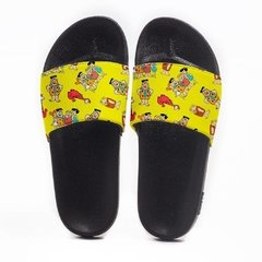 Chinelo Slide Praia Use Praieiro Flingstons - comprar online