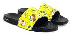 Kit Praia Chinelo Slide E Short Use Praieiro Bob Esponja na internet
