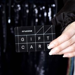 Gift Card // Endossa Sale
