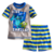 Pijama Curto Original Disney MONSTROS SA