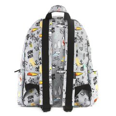 Mochila Estampada Summer na internet