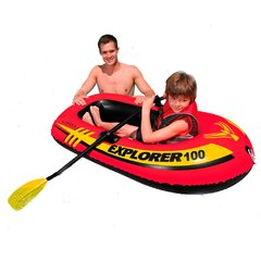 58329 BOTE INFLABLE INTEX EXPLORER 100 147 X 84 X 36 CM