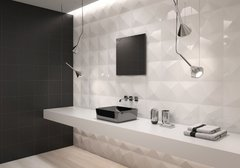 Revestimiento Shapes White Gloss