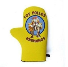 Luva de forno Breaking Bad- Los polos hermanos