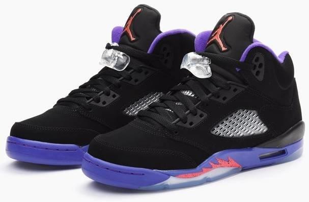 Tênis Air Jordan 5 Retro 'Raptors'