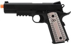 Pistola De Airsoft 1911 M45A1 WE GBB 6mm - Preto