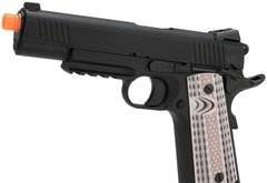 Pistola De Airsoft 1911 M45A1 WE GBB 6mm - Preto na internet