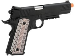 Pistola De Airsoft 1911 M45A1 WE GBB 6mm - Preto - Loja De Airsoft: Patriotas Airsoft