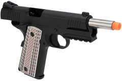 Pistola De Airsoft 1911 M45A1 WE GBB 6mm - Preto - loja online
