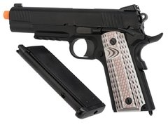 Pistola De Airsoft 1911 M45A1 WE GBB 6mm - Preto - comprar online