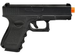 Pistola Airsoft Spring Glock G15 Full Metal 6mm Galaxy - comprar online