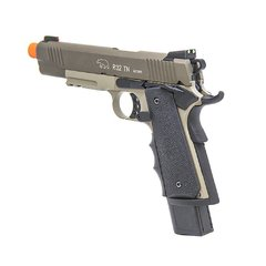 Pistola De Airsoft 1911 Gbb R32 Tan Army Armament na internet