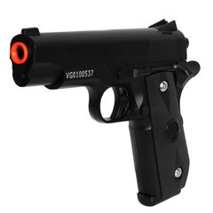 Pistola De Airsoft VG 1911-V9 Full Metal Mola 6mm na internet
