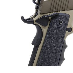 Pistola De Airsoft 1911 Gbb R32 Tan Army Armament