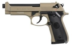 Pistola De Airsoft GBB M92 ICS Tan