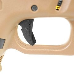 Pistola De Airsoft Glock Gbb R17 Tan Army Armament - Loja De Airsoft: Patriotas Airsoft