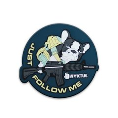 Patch Invictus Bad Dog