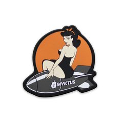 Patch Invictus Pin Up