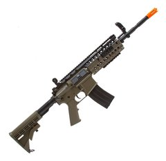 Rifle De Airsoft M4 Sir System 335 Metal Evo Arms