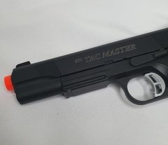 Pistola De Airsoft A Gás 1911 Sti International Full Metal - Loja De Airsoft: Patriotas Airsoft