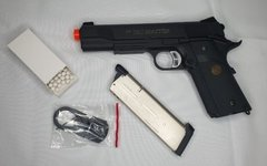 Pistola De Airsoft A Gás 1911 Sti International Full Metal