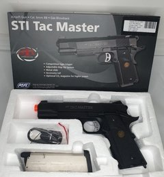 Pistola De Airsoft A Gás 1911 Sti International Full Metal - comprar online