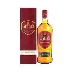 GRANTS TRIPLE WOOD WHISKY
