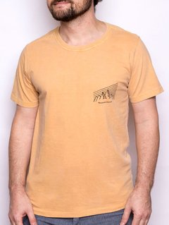 Camiseta Masculina Mountain Lifestyle - Up The Mountain