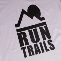 "Camiseta Run Trails masculina - Marca: ""Up The Mountain"""