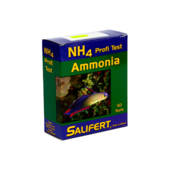 TEST DE AMMONIA (NH4)
