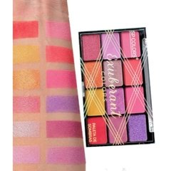 Paleta de Sombras Exuberant Colors – SP Colors - comprar online
