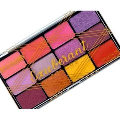 Paleta de Sombras Exuberant Colors – SP Colors - loja online