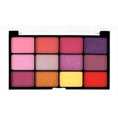 Paleta de Sombras Exuberant Colors – SP Colors