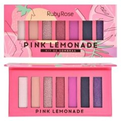 Paleta De Sombras Pink Lemonade - Ruby Rose