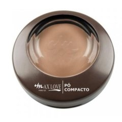 Pó Compacto - Max Love - Beauty Bar