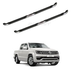 ESTRIBOS TUBULARES INOXIDABLE/ STEEL TIGUER/ AMAROK/ 2012/2020