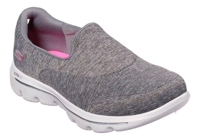 tofu Hipócrita Insatisfecho  Zapatillas Skechers Go Walk Evolution Mujer Sin Cordones