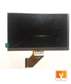 Lcd Display Pantalla Titan Pc7089 Pc 7089