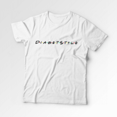 Camiseta DiabetStyle - Friends