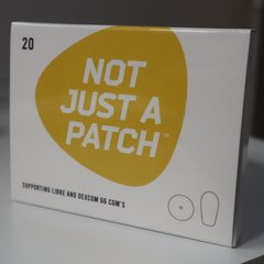 Not Just a Patch - Amarelo