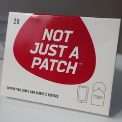 Not Just a Patch - Rosa na internet