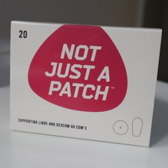 Not Just a Patch - Rosa - comprar online