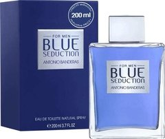 Perfume Antonio Banderas Blue Seduction Edt