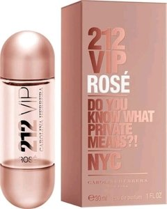 Perfume 212 vip Rose Edp na internet